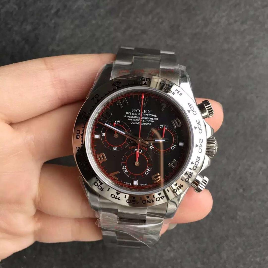 Replica Rolex Cosmograph Daytona Steel Watch