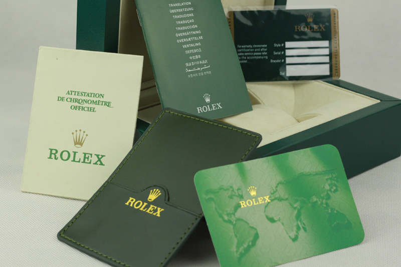 Rolex Cards