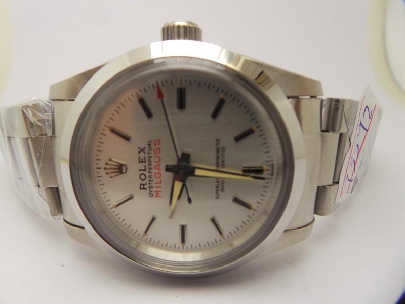 Rolex Milgauss 1019 White Dial