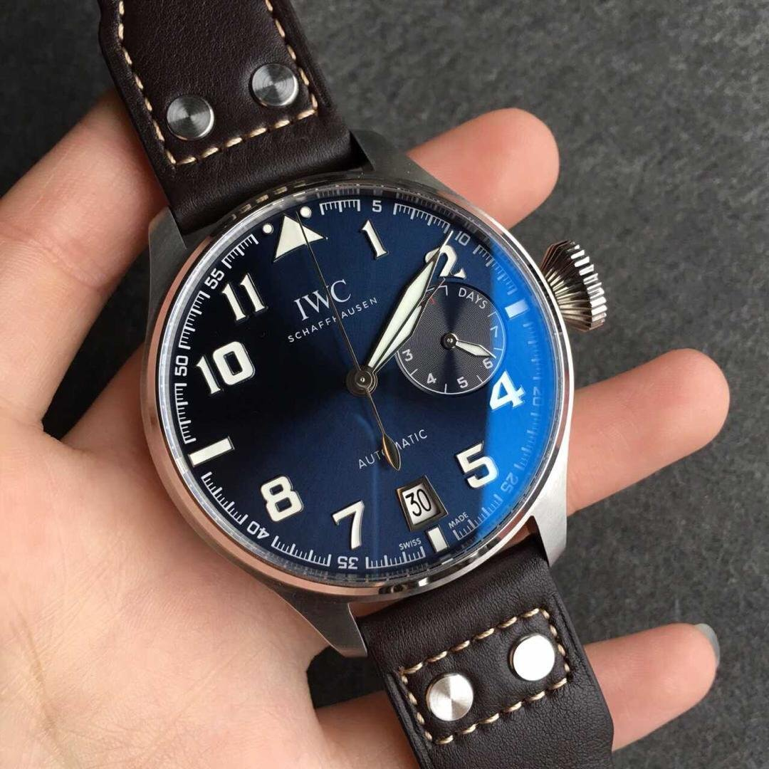 IWC Big Pilot IW500908 Replica Watch 1