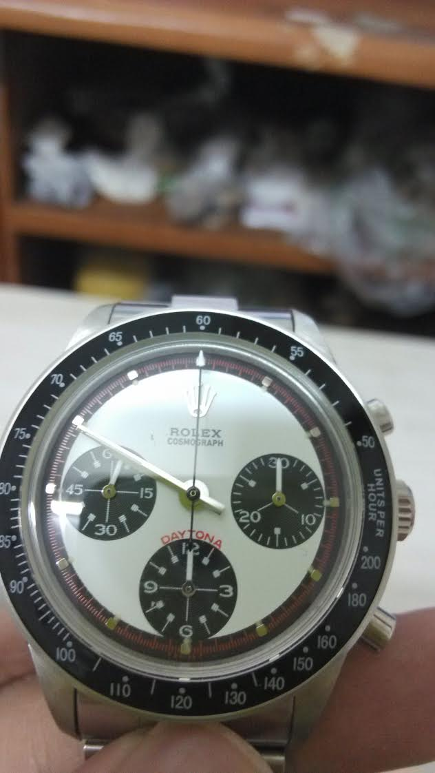 Rolex Daytona Paul Newman 6241 Replica Watch 1