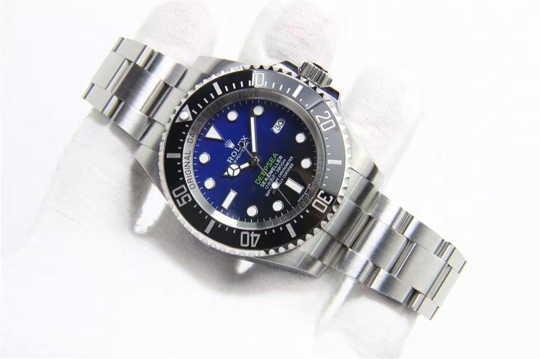 Rolex Deepsea Sea-Dweller D-Blue Noob Replica 1
