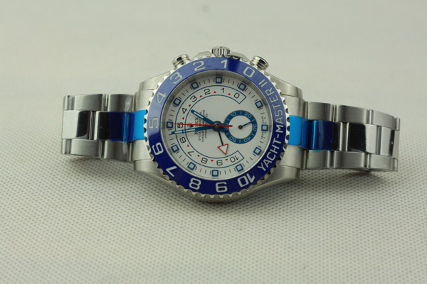 Rolex YachtMaster 2 Steel Watch Replica 1