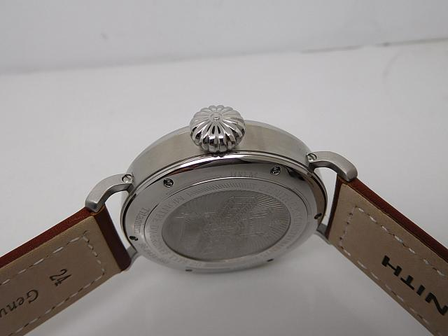 Zenith Pilot Montre Type 20 Crown