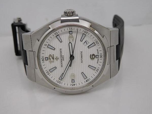 Vacheron Constantin Overseas 47074 White Dial