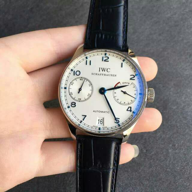 IWC Portuguese 7 Days Power Reserve Replica