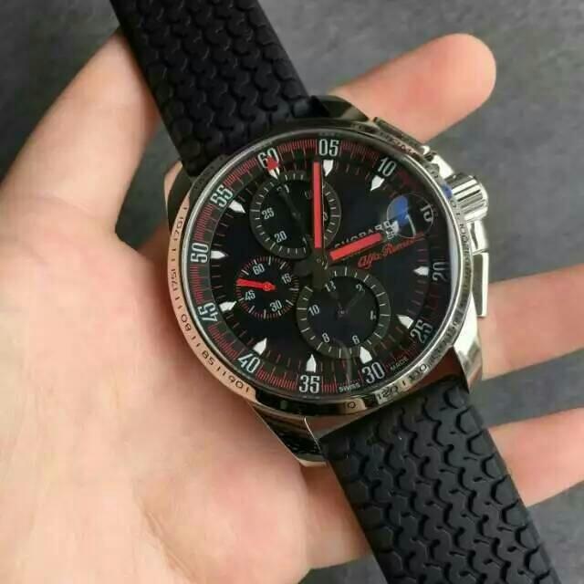 Replica Chopard Gran Turismo XL Alfa Romeo Chronograph