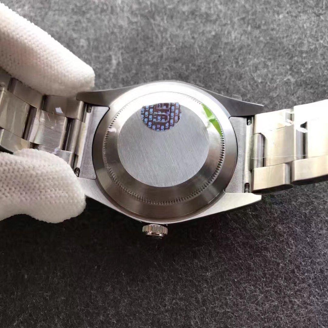 Replica Rolex Oyster Perpetual 114300 Caseback