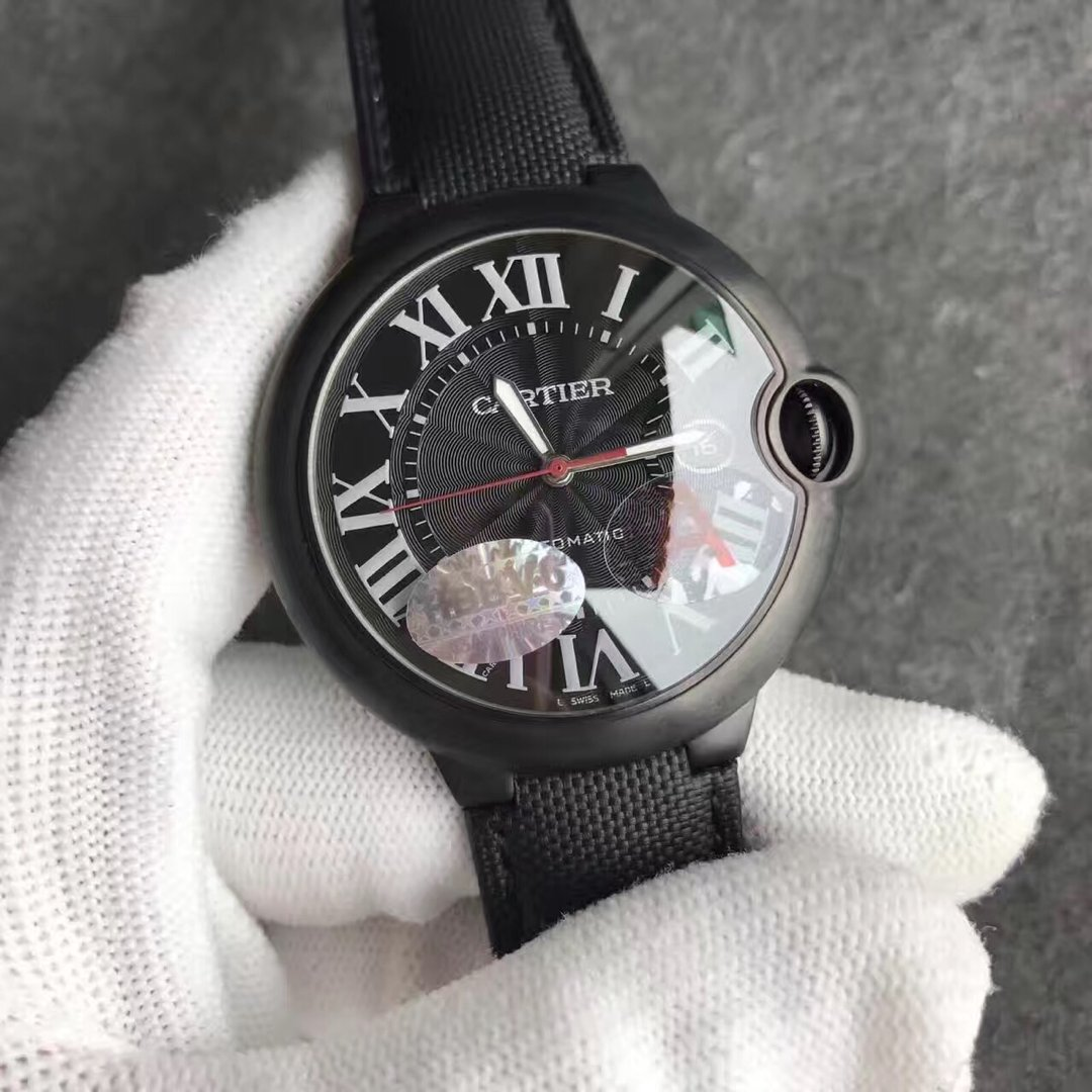 Cartier Ballon Bleu V6 Factory Watch