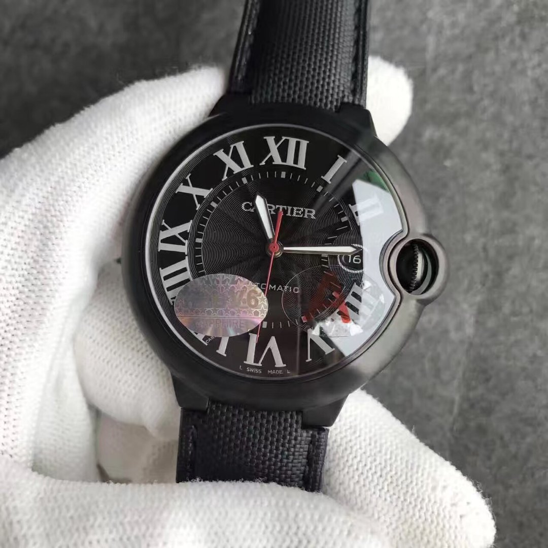 Cartier Ballon Bleu WSBB0015 Replica