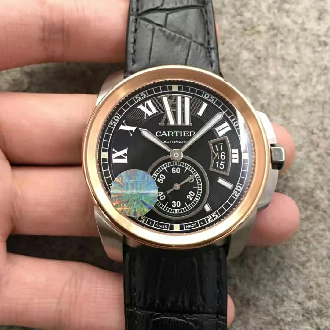 Replica Cartier Calibre Watch