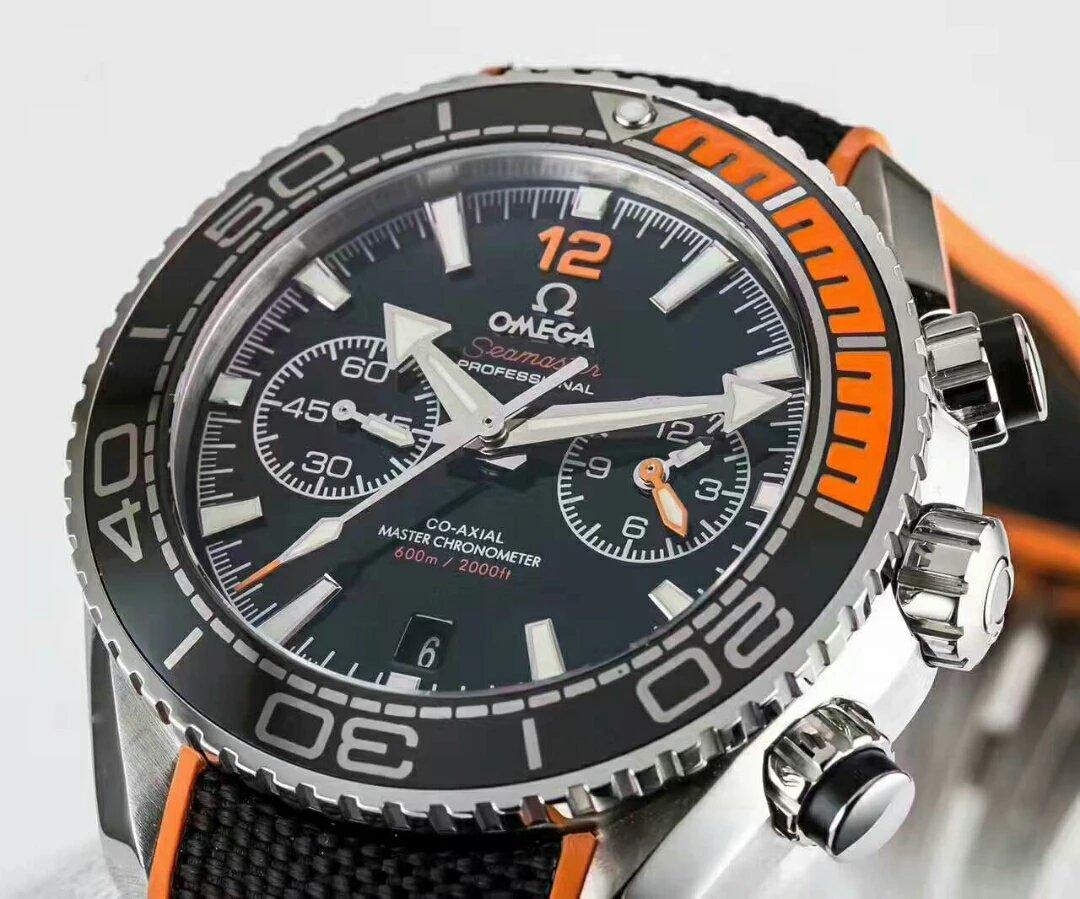 Omega 215.32.46.51.01.001 Black Dial