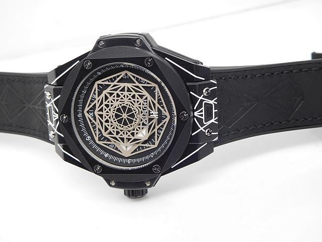 Replica Hublot Big Bang PVD Black Case