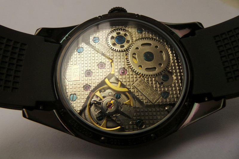 Tag Heuer Carrera ETA 6498 Movement