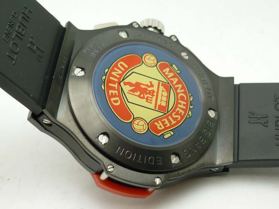 Hublot Red Devil Caseback