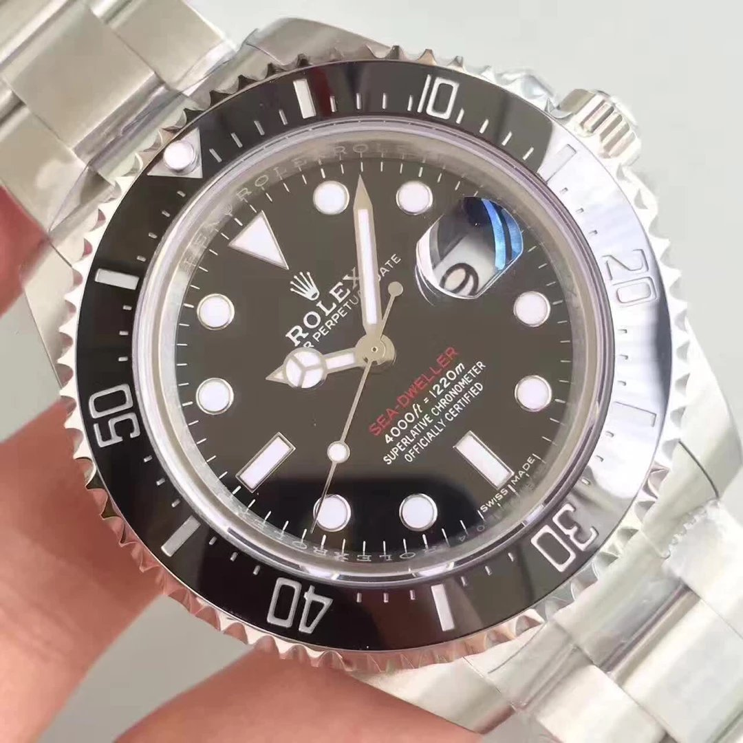 Replica Rolex Sea-Dweller 126600 Cyclops