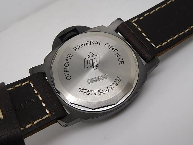 REPLICA PANERAI LUMINOR BLACK SEAL PAM 786