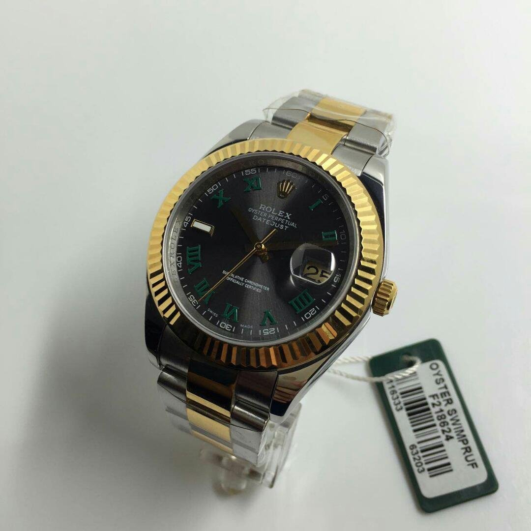 18K Gold Rolex Datejust II Replica