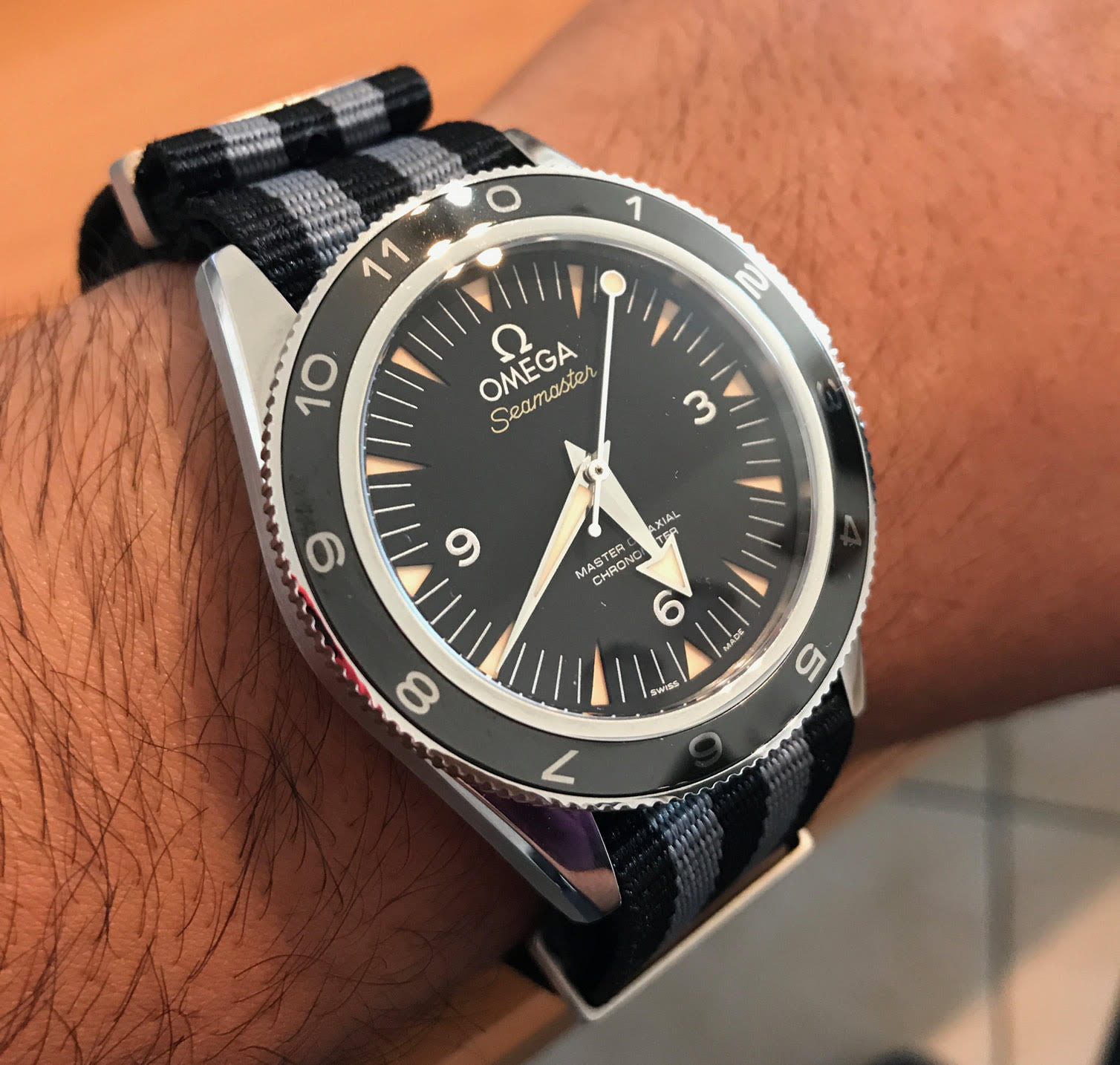 A Review Again of Omega Spectre