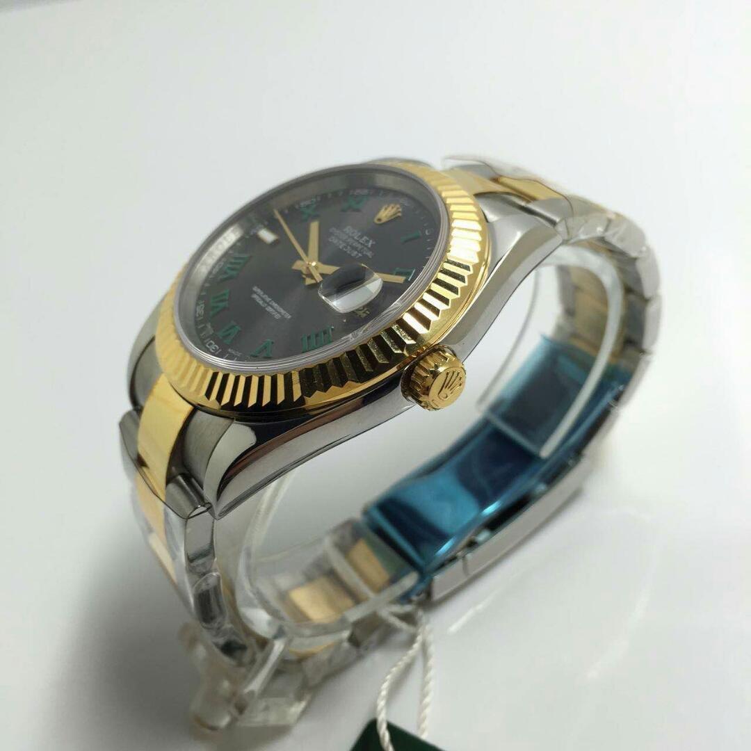 Rolex Datejust II 116333 Fluted Bezel