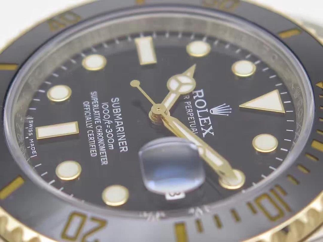 Rolex Submariner 116613 Date Cyclops