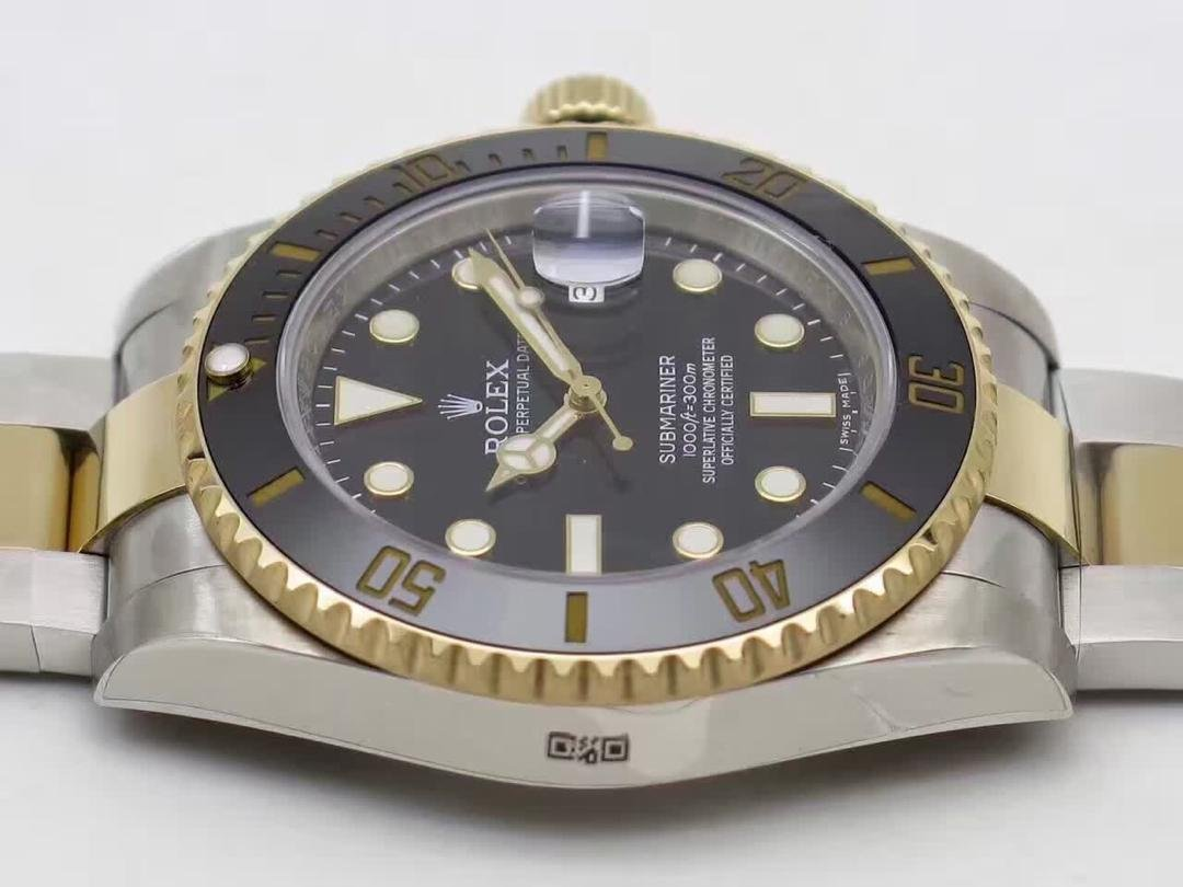 Rolex Submariner 116613 Replica Case