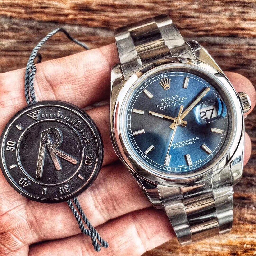 AR Factory Replica Rolex Datejust 36mm
