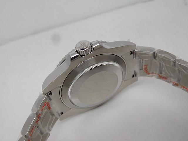 Noob V8 Rolex Submariner 116610LV 904L Case