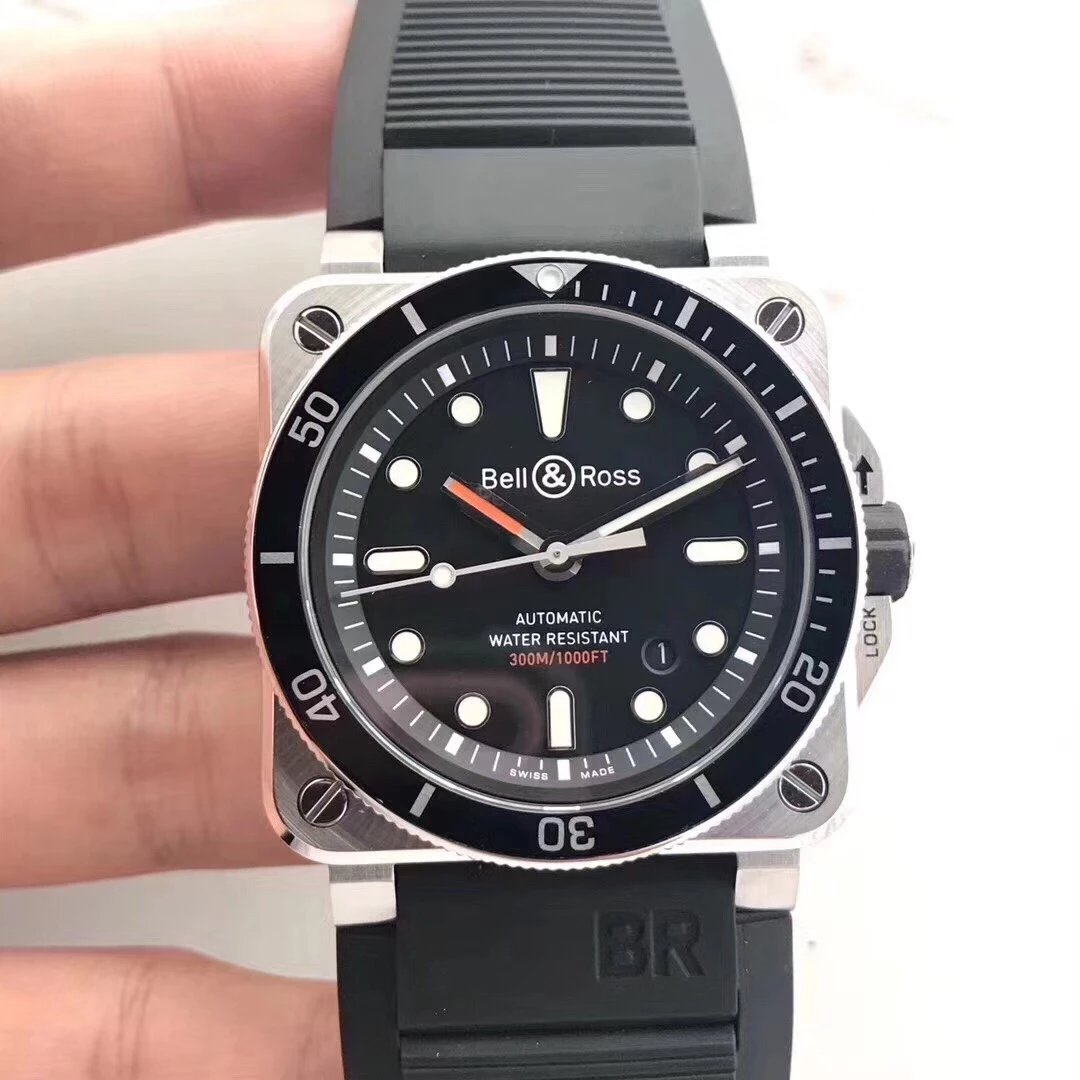 Replica Bell & Ross BR03-92 Diver