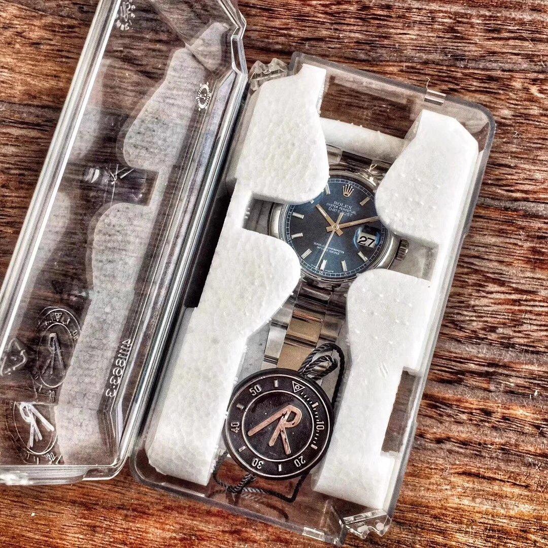 Replica Rolex Datejust 904L Unboxing