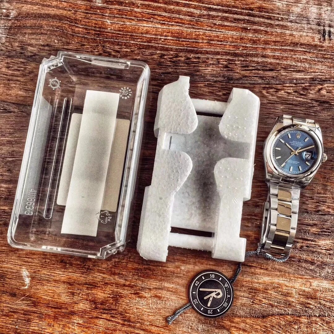 Replica Rolex Datejust 904L Watch with Box