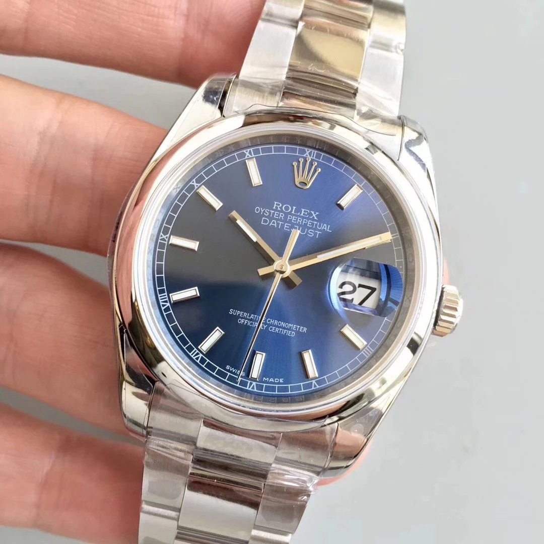 Replica Rolex Datejust 904L
