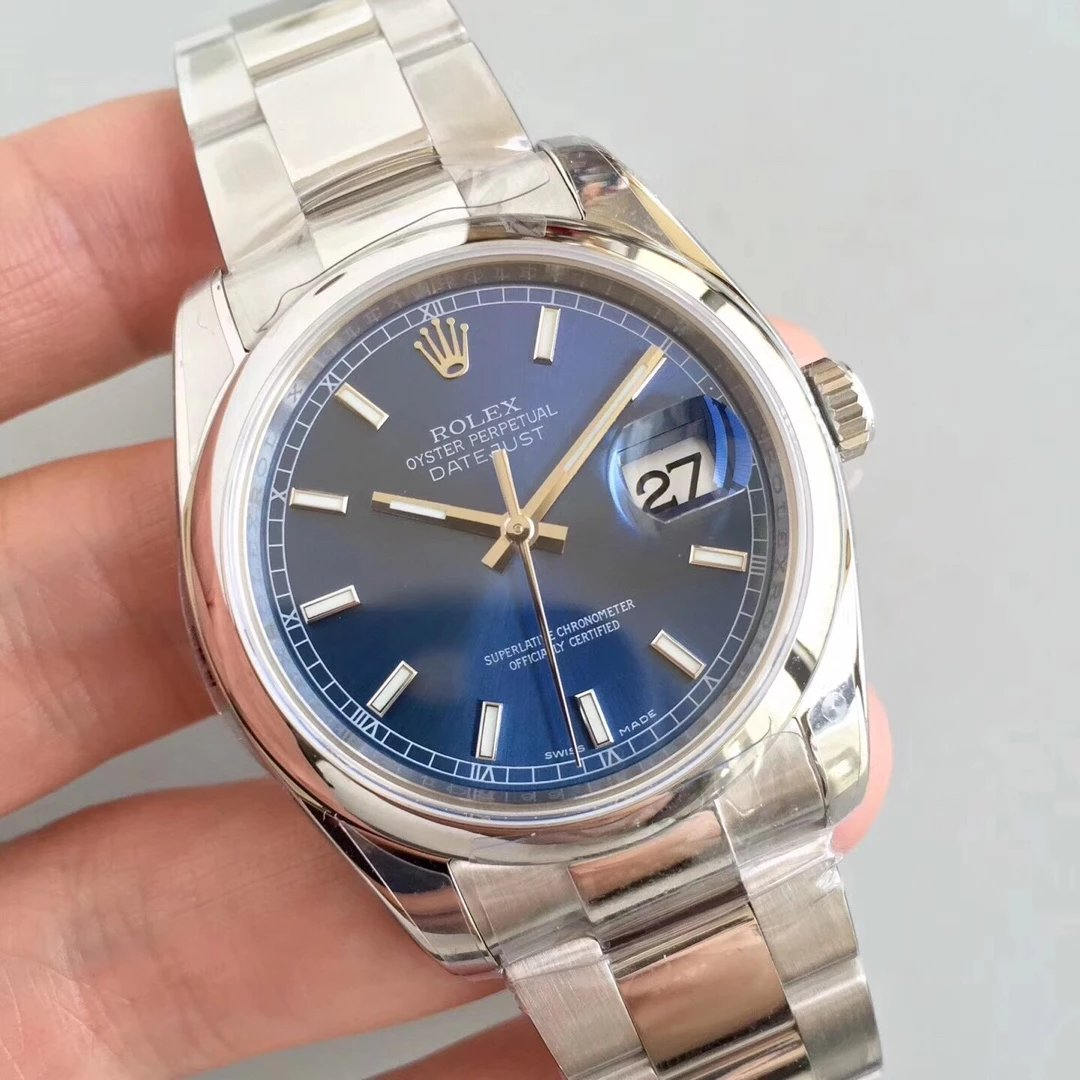 Rolex Datejust 36mm Men Watch