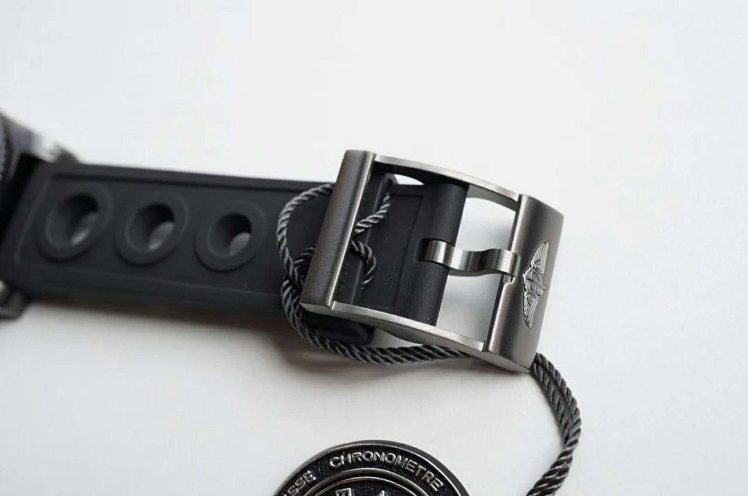 Blancpain Superocean 44 Blacksteel Tang Buckle