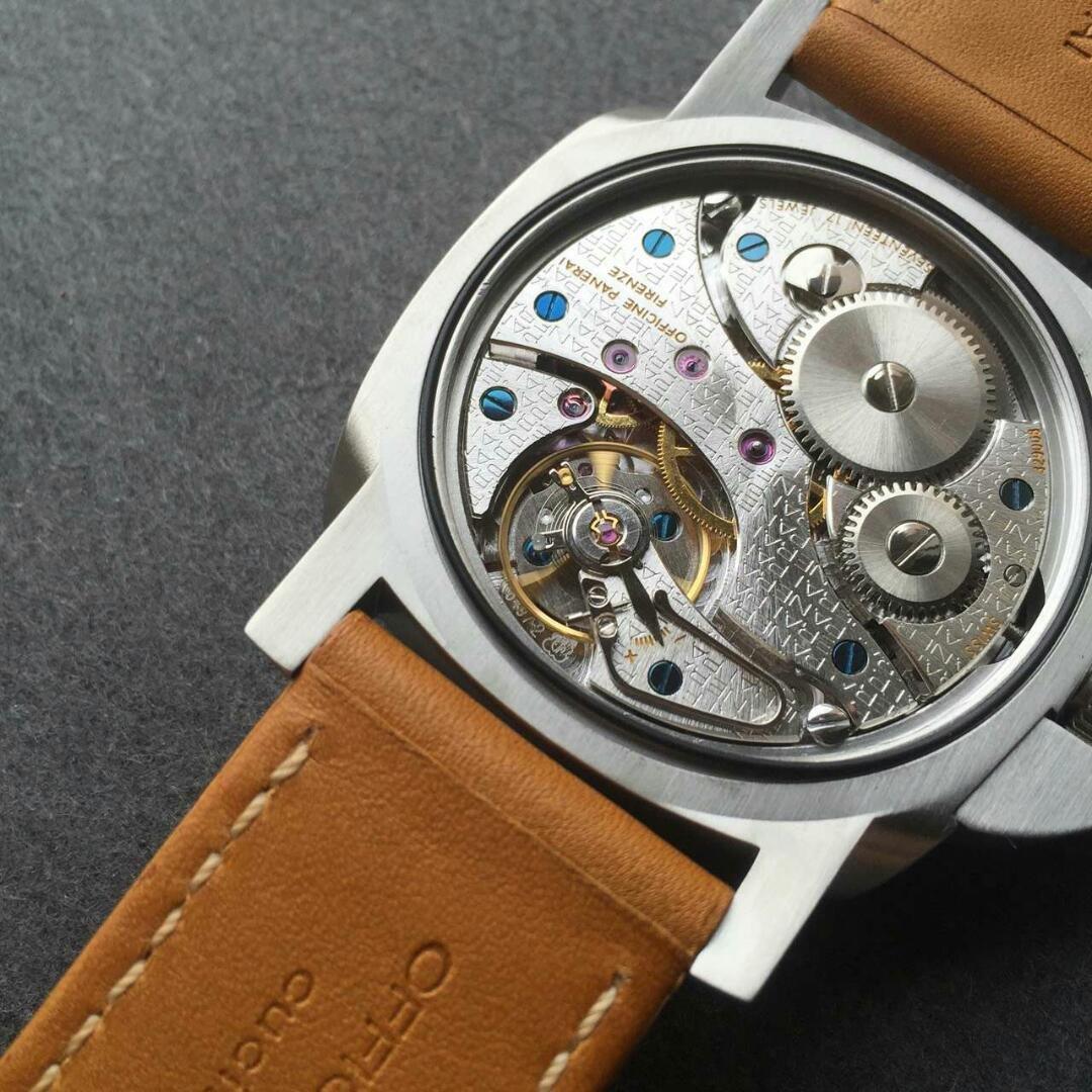 Panerai ETA 6497 Balance Wheel