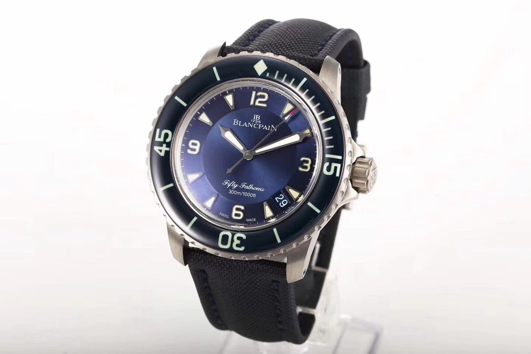 ZF Replica Blancpain Fifty Fathoms Blue