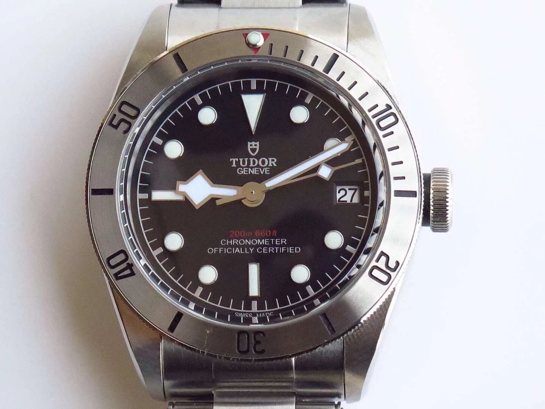 ZF Tudor Black Bay Black Dial
