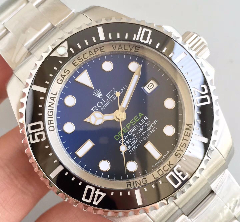 116660 D-Blue Dial