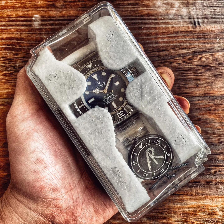 AR Factory D-Blue Sea-Dweller Watch