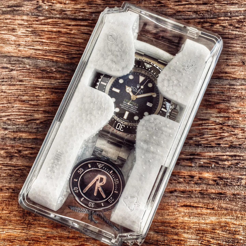 AR Factory Rolex DEEPSEA D-Blue