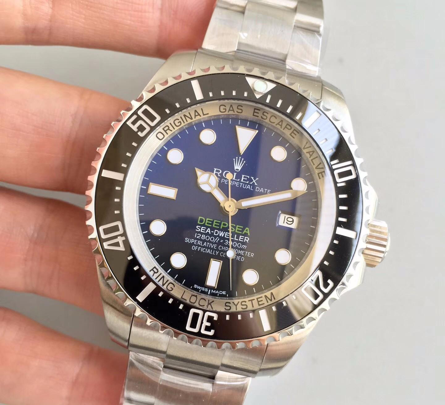 ARF Replica Rolex 116660 D-Blue