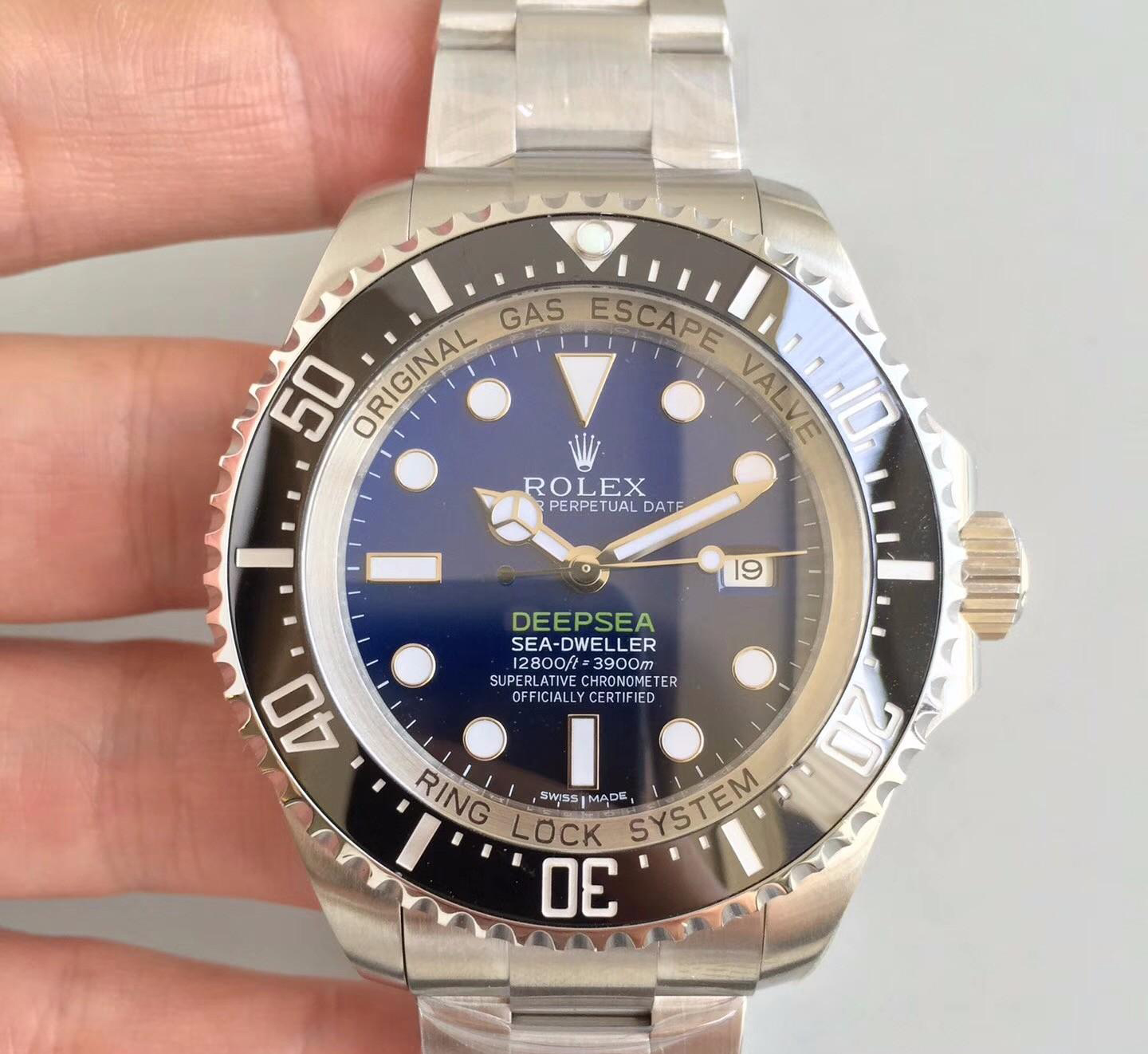 ARF Replica Rolex Sea-Dweller 116660