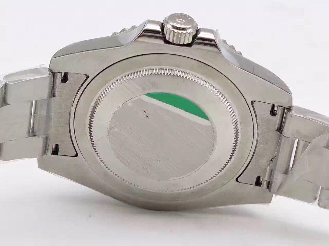 Noob V8 Replica Rolex 116710 BLNR Case Back