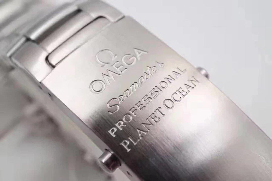 Omega Seamaster Engraving