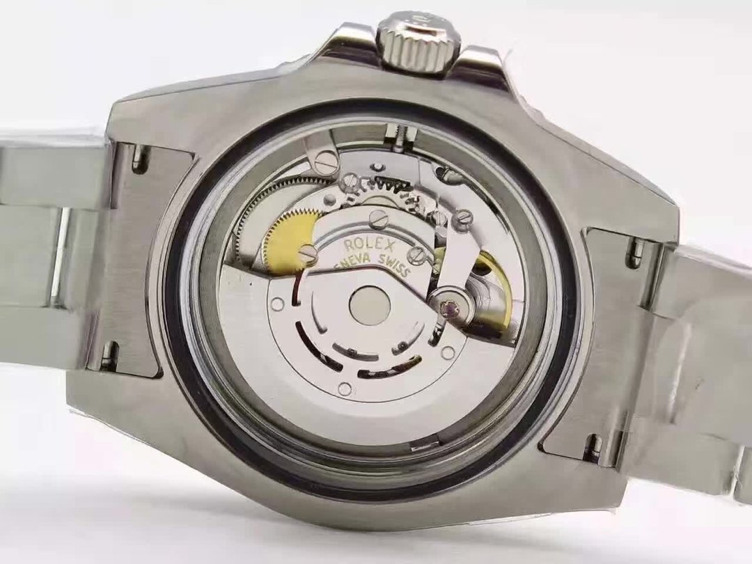 Replica Rolex 116710 BLNR Super Copy 3186