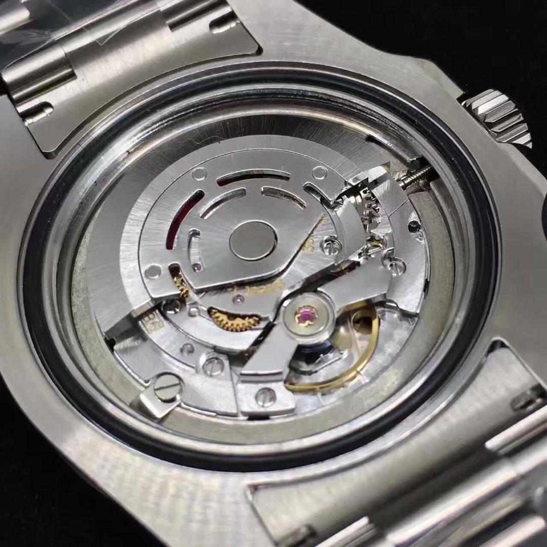Replica Rolex 116710 BLNR Swiss 3186 Movement