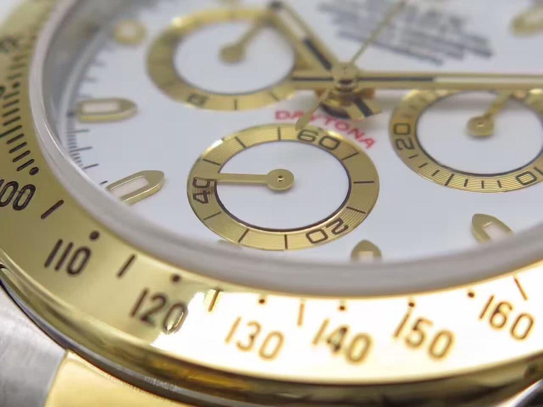 Replica Rolex Daytona 60 Seconds Subdial