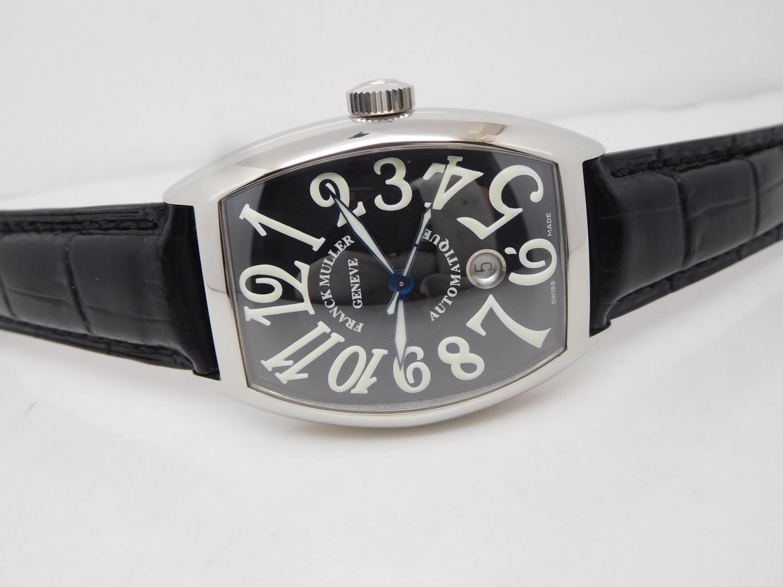 Replica Franck Muller Casablanca 8880 Black
