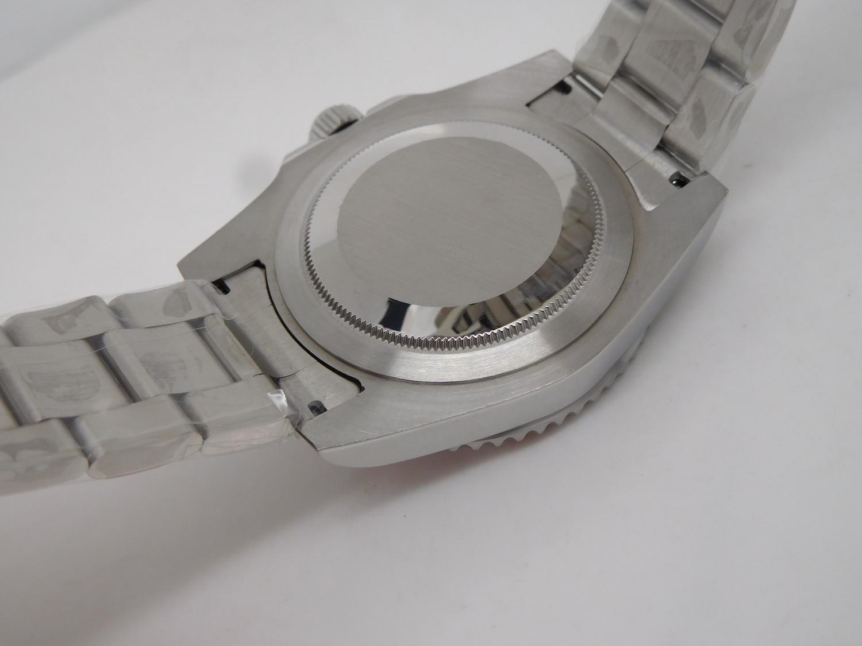 Rolex GMT Master II Pepsi 116719BLRO Case Back