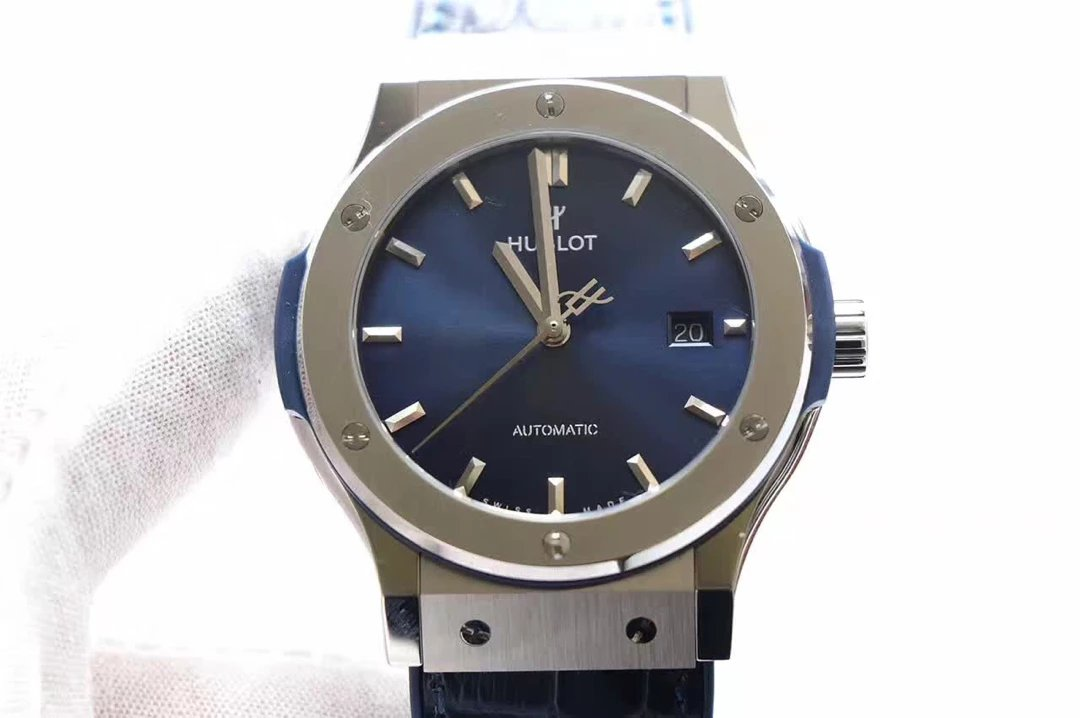 Replica Hublot Classic Fusion Blue Watch